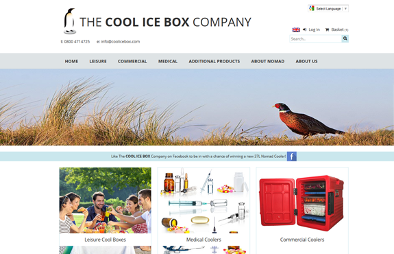 The Cool Icebox Company